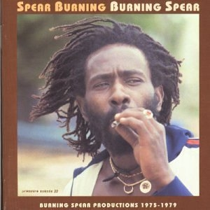 Spear Burning album cover