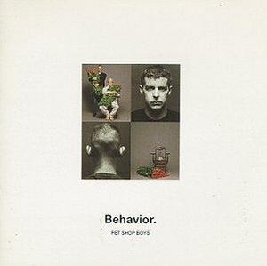 Behavior album cover