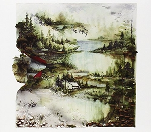 Bon Iver album cover