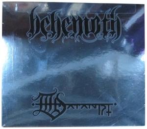 The Satanist album cover