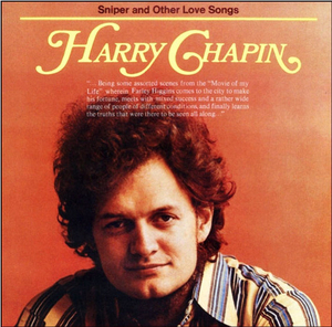 Sniper And Other Love Songs album cover