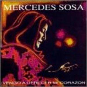 Vengo A Ofrecer Mi Corazon album cover