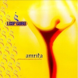 Amrita...All These & The Japanese Soup Warriors album cover
