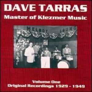 Master Of Klezmer Music Vol.1 1929-1949 album cover