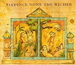 Sixpence None The Richer album cover