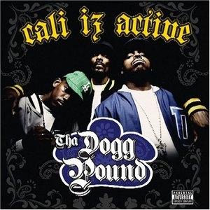 Cali Iz Active album cover