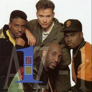 Az-1 album cover