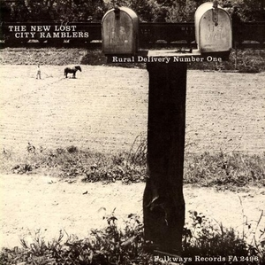 Rural Delivery Number One album cover