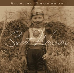 Sweet Warrior album cover