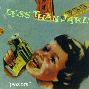 Pezcore album cover