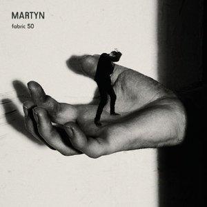 Fabric 50 album cover