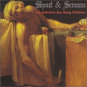 Shout And Scream album cover