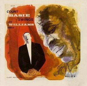 Count Basie Swings Joe Williams Sings album cover