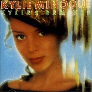 Kylie's Remixes Vol.1 album cover
