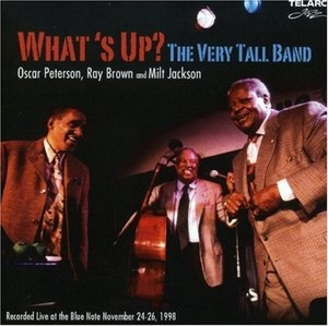What's Up: The Very Tall Band album cover