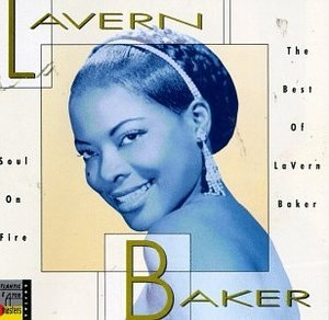 Soul On Fire: The Best Of LaVern Baker album cover
