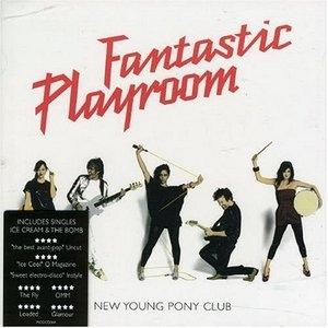 Fantastic Playroom album cover