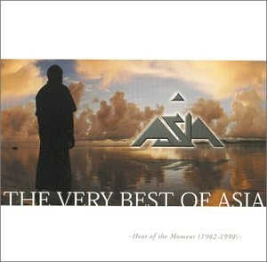 The Very Best Of Asia: Heat Of The Moment (1982-1990) album cover