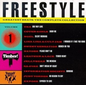 Freestyle Greatest Beats Vol.1 album cover