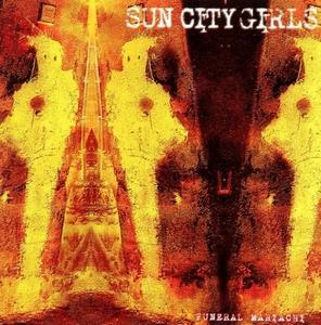 Funeral Mariachi album cover