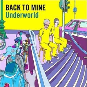 Back To Mine (Vol. 13) album cover