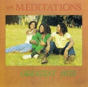 The Meditations Greatest Hits album cover