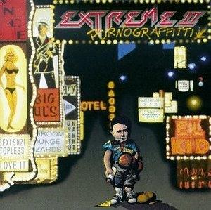 Extreme II: Pornograffitti album cover