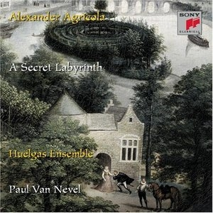 Agricola-A Secret Labyrinth album cover