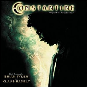 Constantine: Original Motion Picture Score album cover
