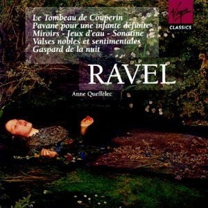Ravel: Piano Works album cover