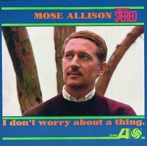 I Don't Worry About A Thing album cover