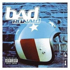 Bad Ronald album cover