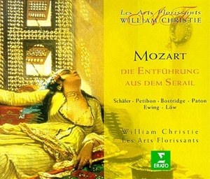 Mozart: Die Entfuhrun Aus Dem Serail album cover