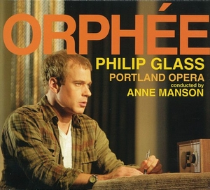 Glass: Orphée album cover