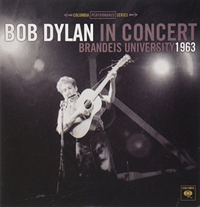 In Concert: Brandeis University,  1963 album cover