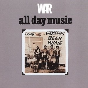 All Day Music album cover