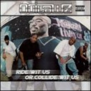 Ride Wit Us Or Collide Wit Us album cover