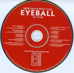 Now That's What I Call Eyeball Vol.76398 album cover
