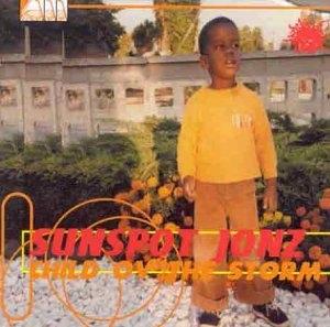 Child Ov The Storm album cover