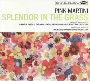 Splendor In The Grass album cover