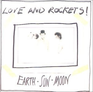 Earth, Sun, Moon album cover