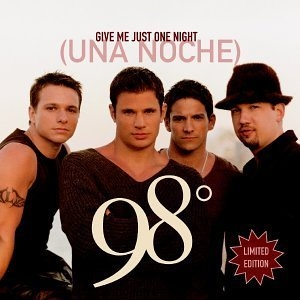 Give Me Just One Night (Una Noche) album cover