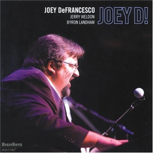 Joey D! album cover