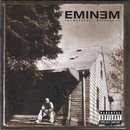 The Marshall Mathers LP (... album cover