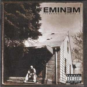 The Marshall Mathers LP (Clean) album cover