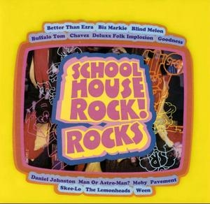 Schoolhouse Rock! Rocks album cover