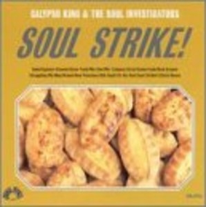 Soul Strike album cover