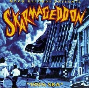 Skarmageddon album cover