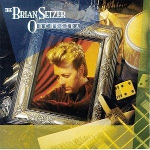 The Brian Setzer Orchestra album cover