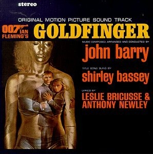 Goldfinger (Original Motion Picture Soundtrack) album cover